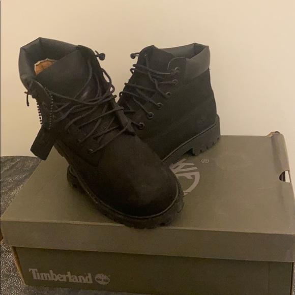 Timberland Shoes | All Black